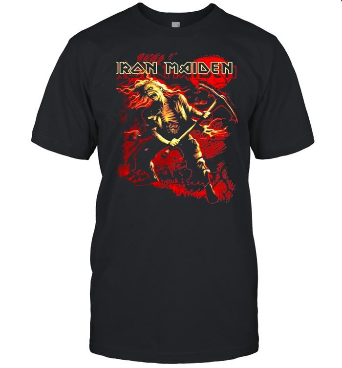 Iron Maiden 'Benjamin Breeg shirt