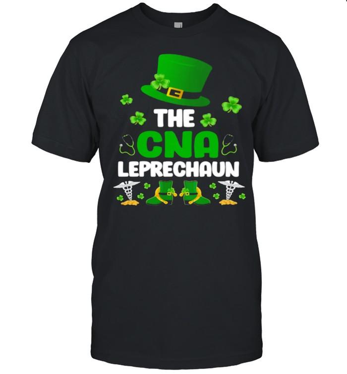 St Patrick's Day The CNA Leprechaun shirt