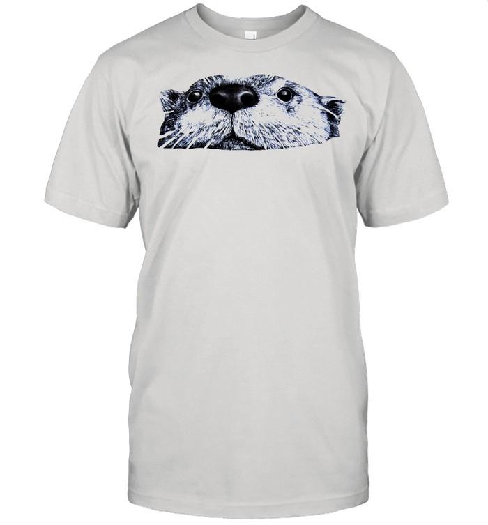 Baby Otter Face T-shirt