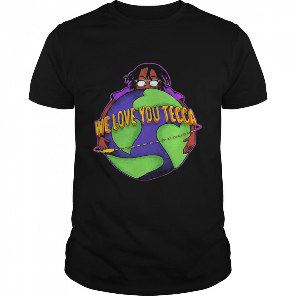 Lil tecca shirt