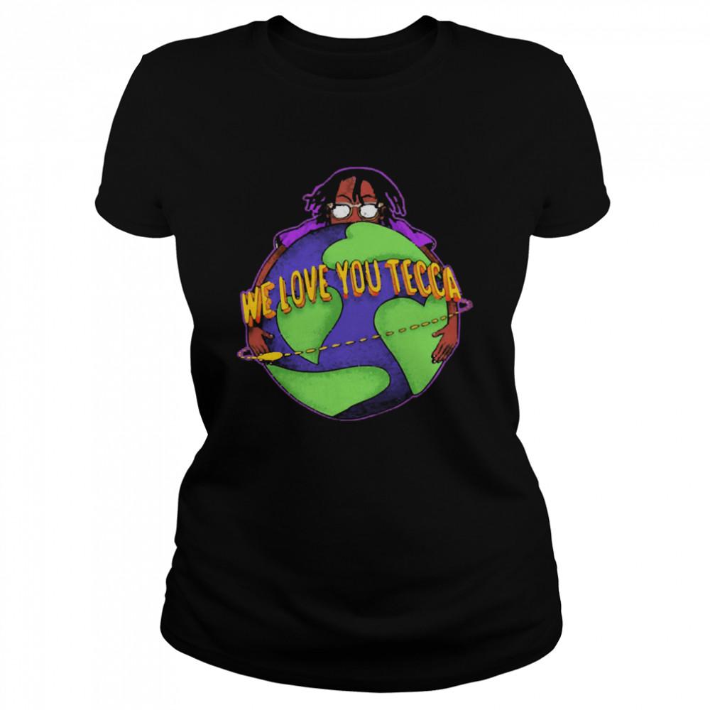Lil tecca shirt Classic Women's T-shirt