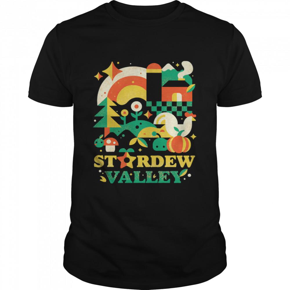 Stardew valley countryside shirt
