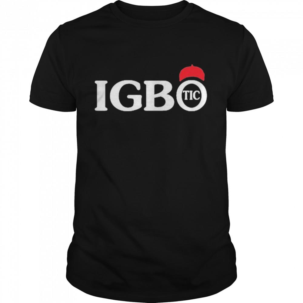 Igbotic shirt