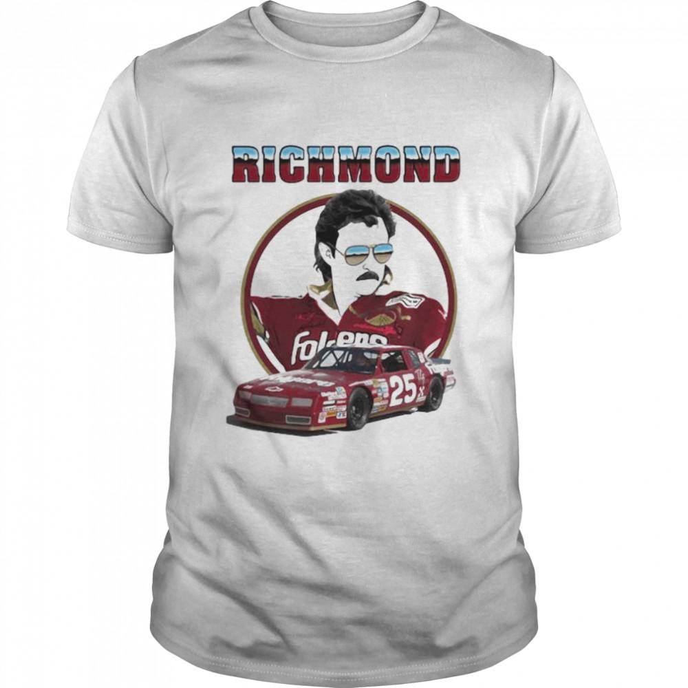 Richmond Folgers Nascar Shirt