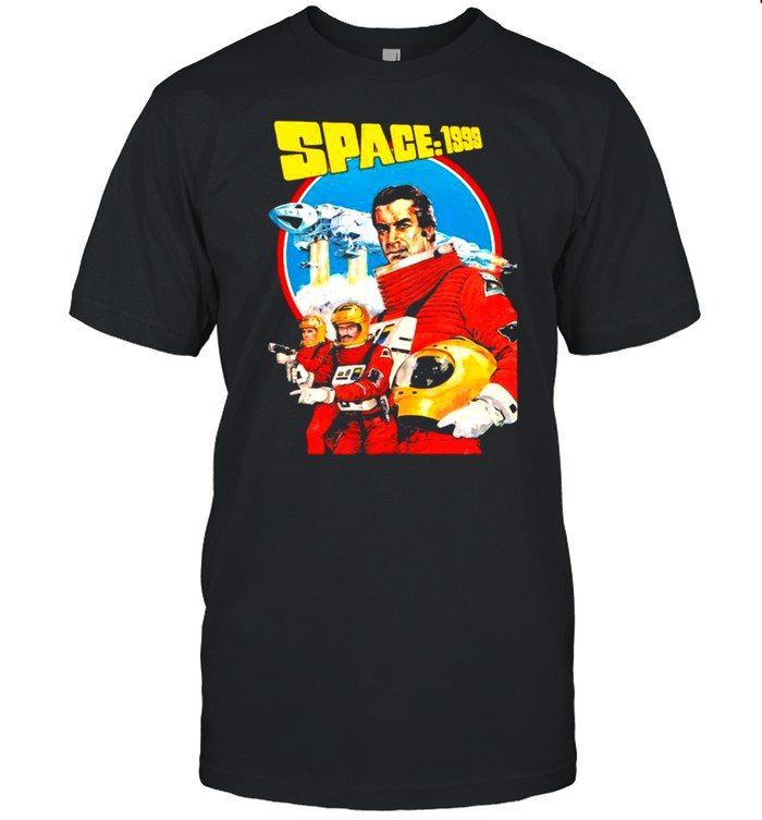 Space 1999 Revival From Big Finish Confirmed To Return In 2021 Shirt