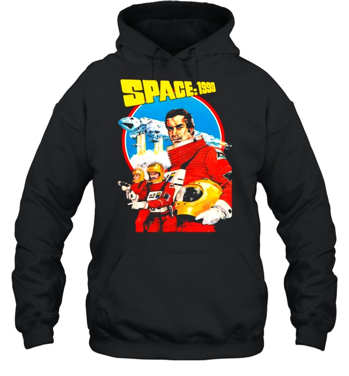 Space 1999 Revival From Big Finish Confirmed To Return In 2021  Unisex Hoodie
