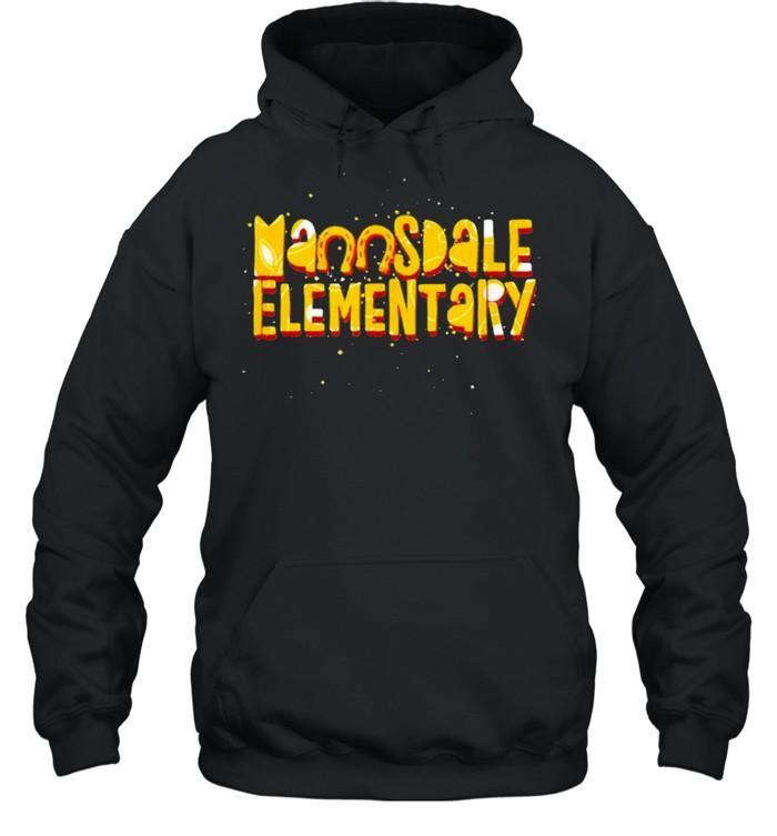 Mannsdale Elementary Madison MS Fun shirt Unisex Hoodie