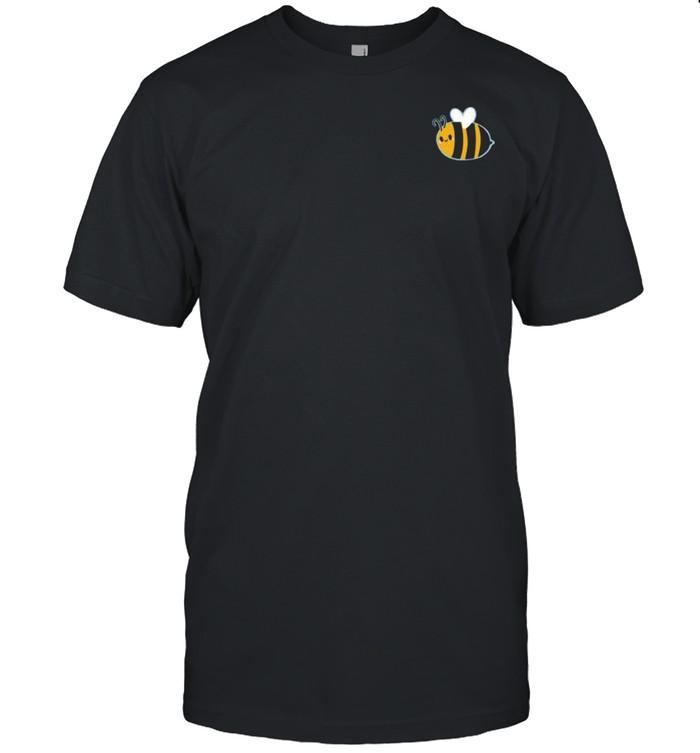 Niedliche lächelnde HummelHonigbienenGrafik shirt
