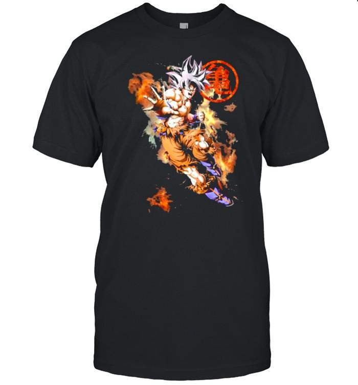 Dragon Ball Son Goku Shirt
