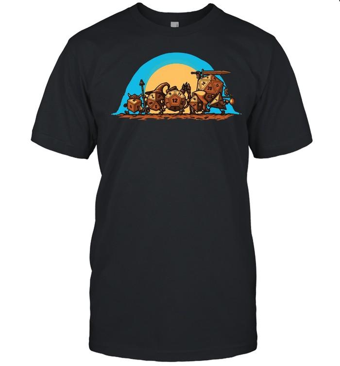 Fellowship Of The Dungeon Shirt