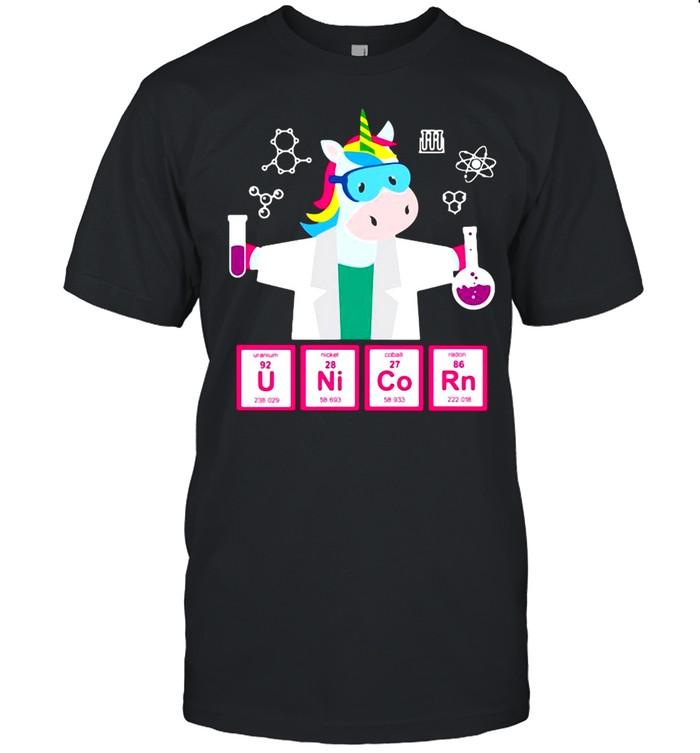 Chemistry H17 Chemistry Unicorn Shirt