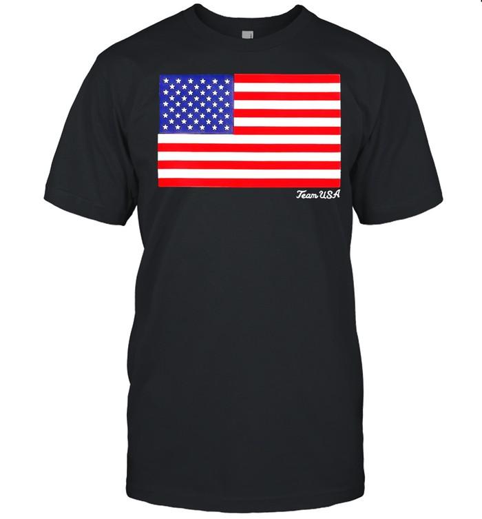 Team USA Polo Ralph Lauren Womens 2020 Summer Olympics shirt