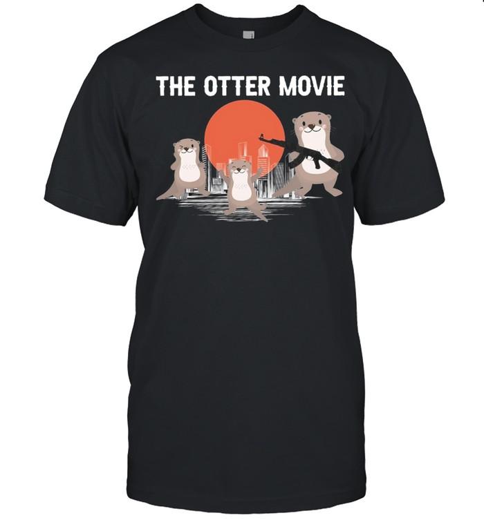 Sloth the otter movie shirt