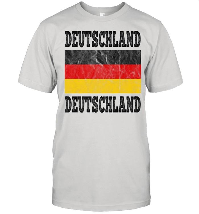 Germany Deutschland German Soccer football fan shirt