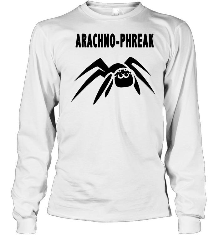 ArachnoPhreak  Long Sleeved T-shirt