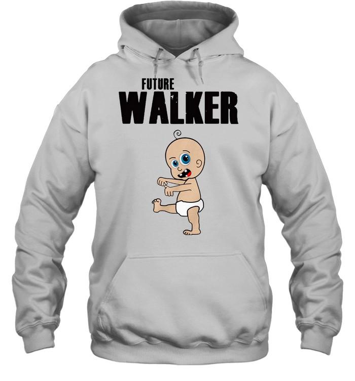 Future Walker Zombie Toddler  Unisex Hoodie